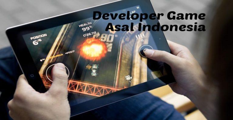 Developer Game Terbaik Dari Indooesia