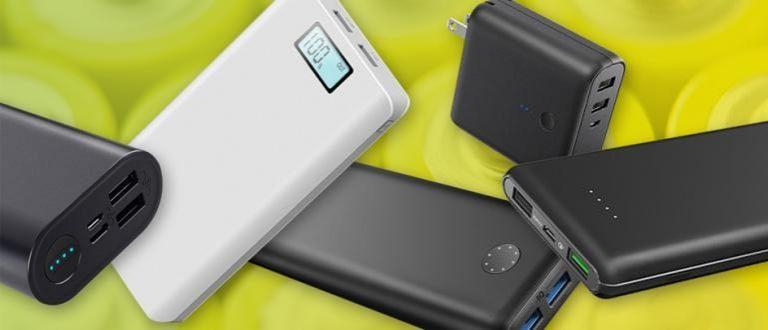 Merek Power Bank Terbaik Untuk Isi Ulang Smartphone