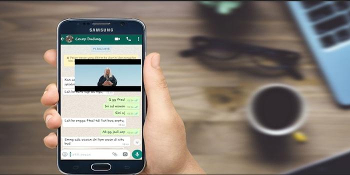 3 Cara Menyimpan Foto Dari Whatsapp Ke Galeri Gentooz