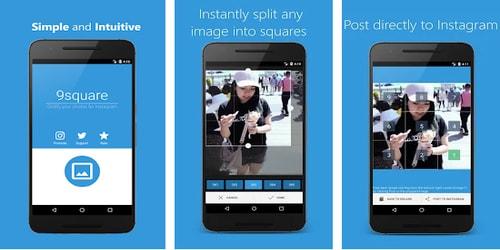 Aplikasi Feeds Instagram