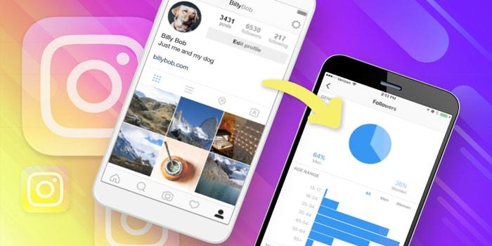 Cara Melihat Kunjungan Profile Instagram