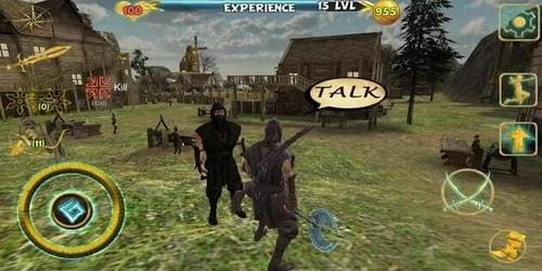 Game Petualangan Ninja