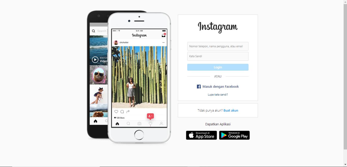 Cara Mengatasi Lupa Password Instagram
