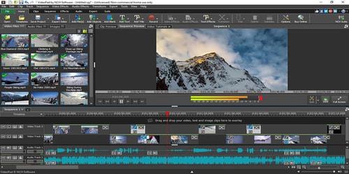 Software Edit Video PC
