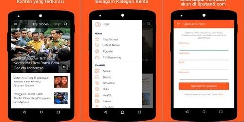 Aplikasi Android Terbaik Untuk Streaming TV Secara Online