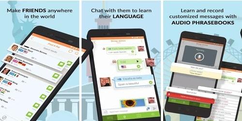 Aplikasi Chat Dengan Bule di Android