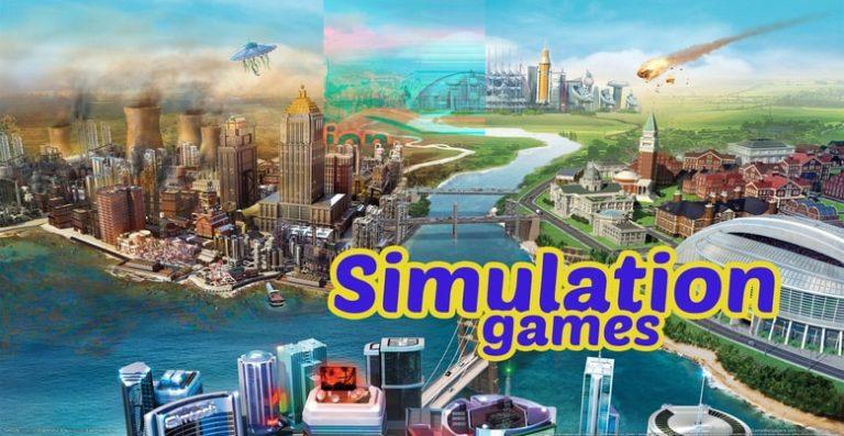 Game Simulator Android