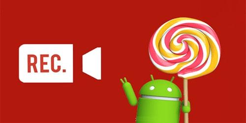 apliksi perekam layar android