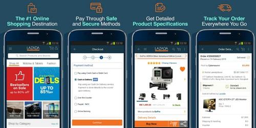 Aplikasi Belanja Online Terbaik