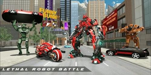Game Robot Offline Terbaik