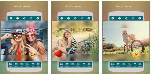 Aplikasi Foto Bokeh