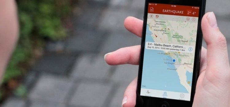 Aplikasi Pendeteksi Gempa