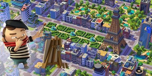 Game Membangun Kota Terbaik