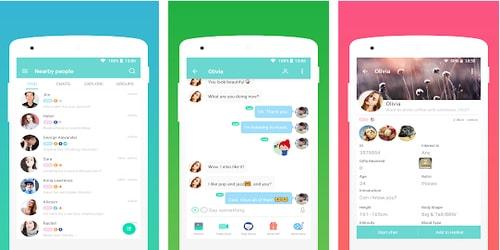 10 Aplikasi Cari Teman Sekitar Terbaik Di Android Gentooz