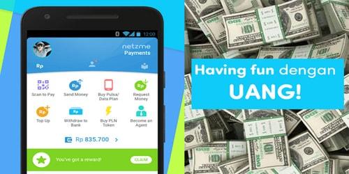 Aplikasi Transfer Uang