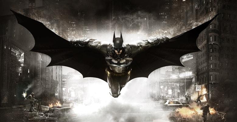 Game Batman Terbaik