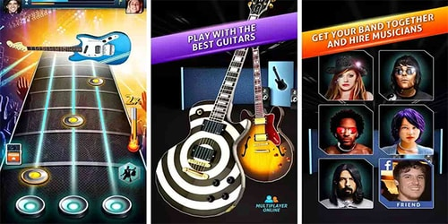 Game Mirip Guitar Hero Android