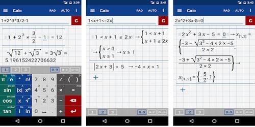 Aplikasi Kalkulator
