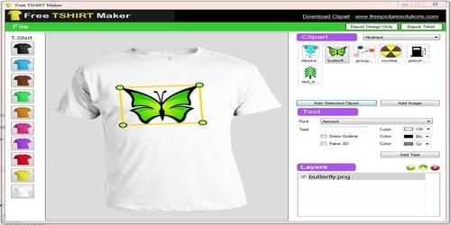 Aplikasi Desain Baju