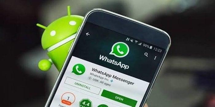 Cara Memperbaharui WhatsApp