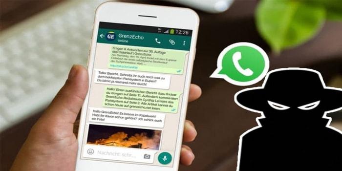 Cara ,emgatasi WhatsApp Disadap