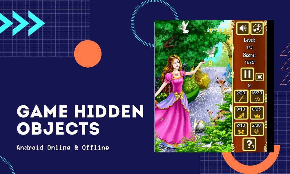 Game Hidden Object