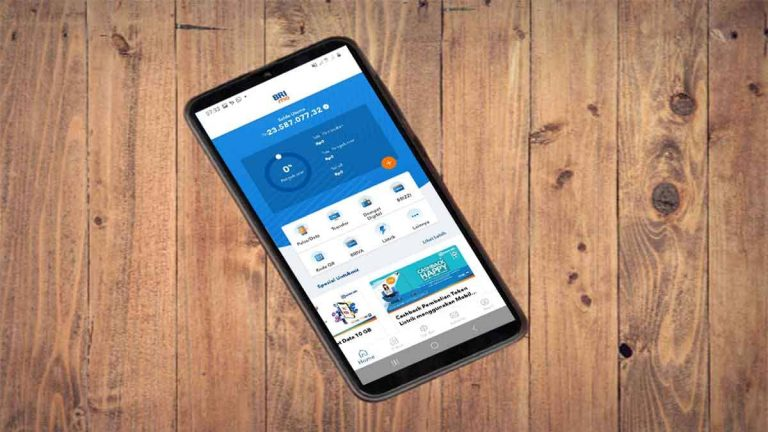 Keunggulan Aplikasi BRImo Versi Terbaru, Mulai Login Fingerprint Hingga Desain Sederhana!